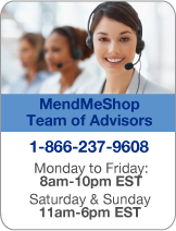 Mendmeshop Customer Service for Chronic Hip Pain Treatment Recommendations